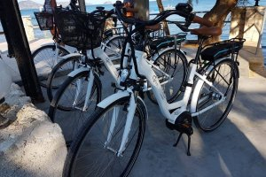 Bike rentals Zakynthos
