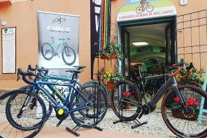 Liguria bike rental