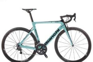 Bianchi bike hire