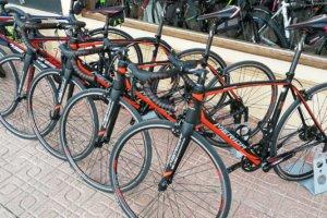 Costa Blanca bike rentals