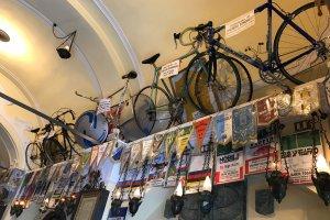 IIl Lombardia bike rentals