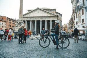 Rome bike rentals