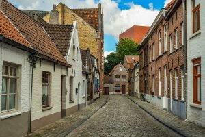 Bike rental Flanders