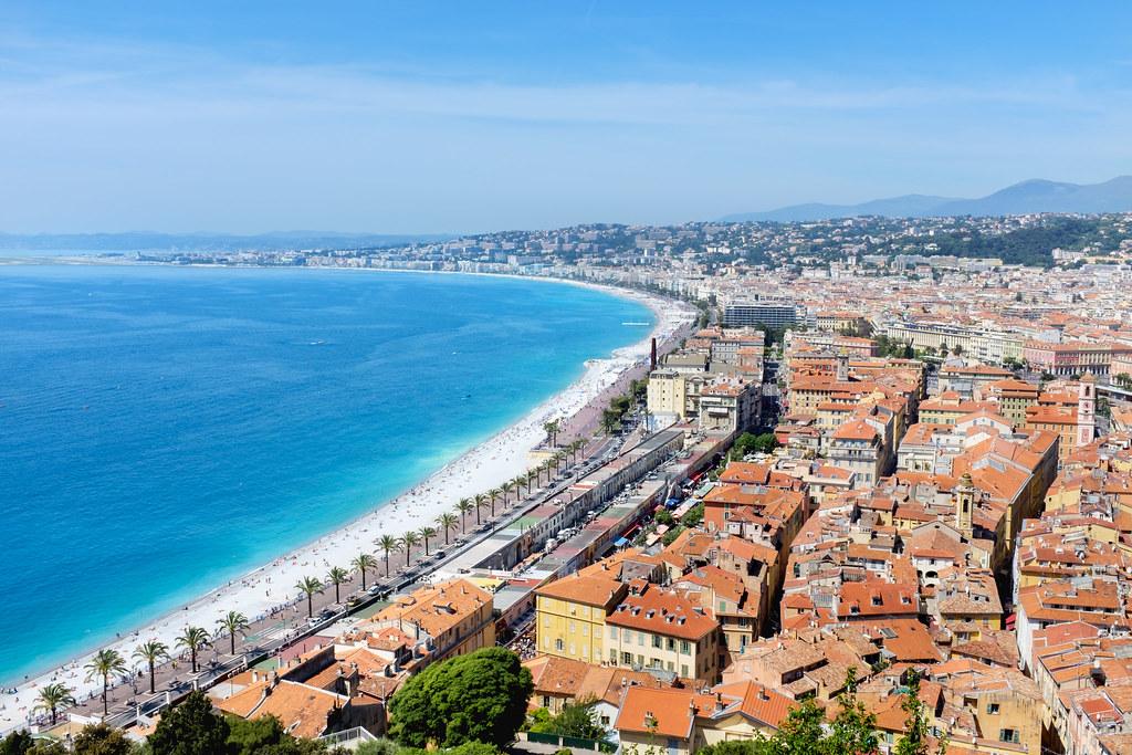 Nice Cote d' Azur