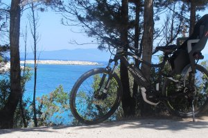 Kefalonia E bike hire