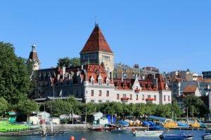 Lausanne bike rentals
