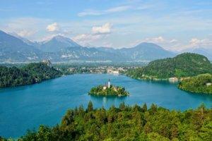 Bled Slovenia Bike Rental