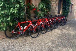 Cinque Terre bike rentals
