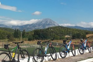 Evia Bike rentals