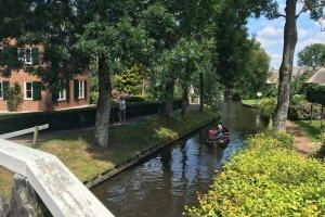 Bike Hire Giethoorn
