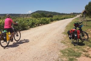 Camino de Santiago bike rental