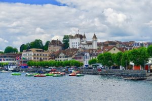 Nyon Switzerland Bike Hire Rental Rentals