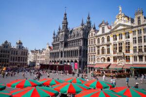 Rent Bike Hire Brussels Belgium