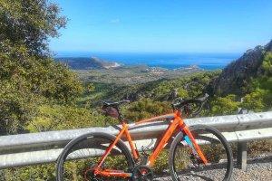 Crete bike rentals